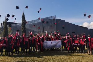 CYPRUS INTERNATIONAL UNIVERSITY STUDENTS GRADUATION