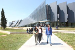 ENGINEERING BUILDING CYPRUS INTERNATIONAL UNIVERSITY