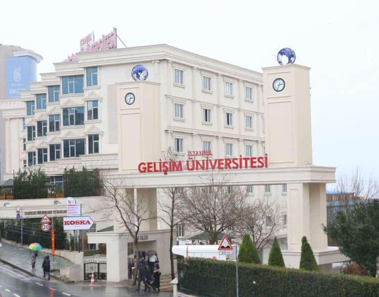 التسجيل جامعة اسطنبول جيليشيم
