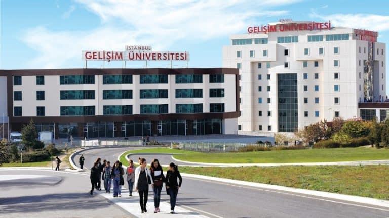 حرم جامعة اسطنبول جيليشيم